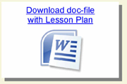 Download doc-file with Lesson Plan